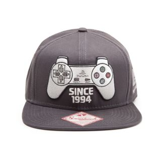 casquette-playstation-controller